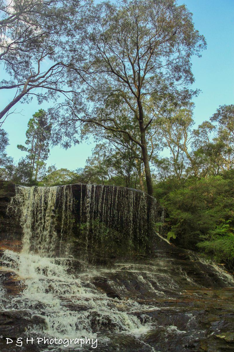 Wentworth Falls - Weeping Circuit NSW