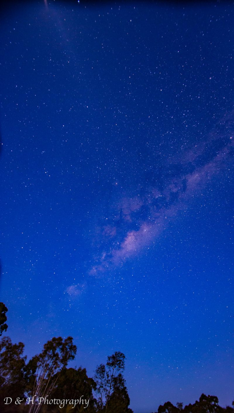 Astrophotography - Goulburn NSW
